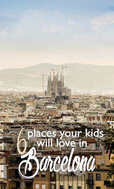 6 Places Your Kids Will Love in Barcelona {Guest Post by Tiny Fry} | CosmosMariners.com
