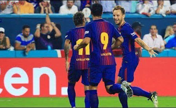 Barcelona vs Real Madrid 3-2 | All Goals | International Champions Cup 2017