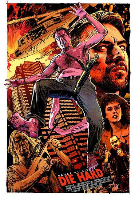 'Die Hard' by Chris Weston