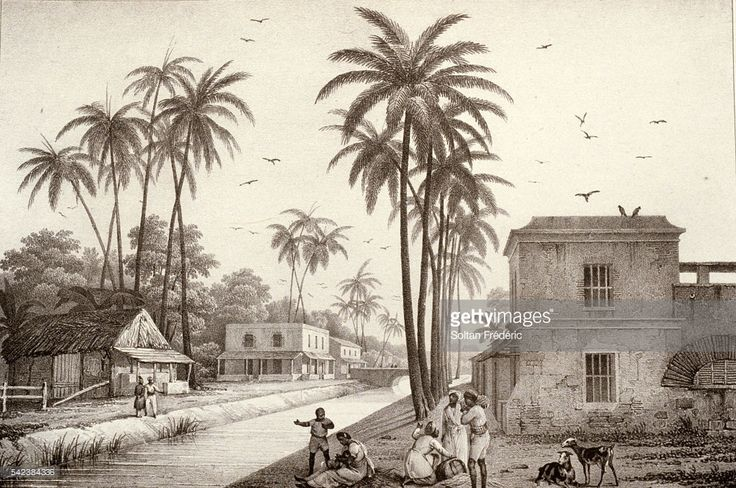 Pondicherry was the main port of the French establishment in India during the 18th century. | Location: Union Territory of Pondicherry, India.