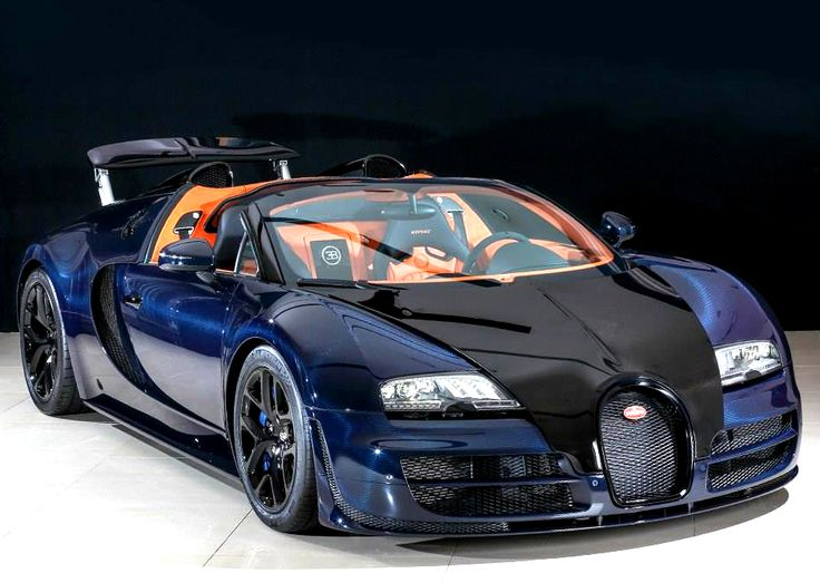 #bugatti #veyron grand sport #vitesse is the 2nd most expensive car for sale in the world today: $2.8M.
