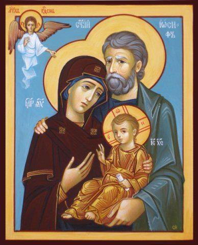 """"""" Holy Family"""" by Georgij Panaiotov"""