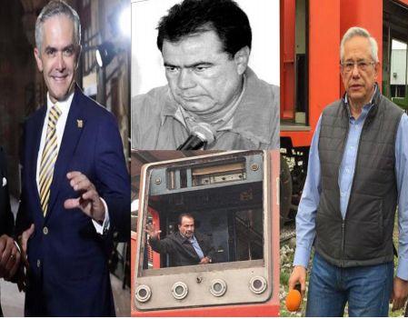 Juicio político a Mancera, Gaviño y Espino Arévalo