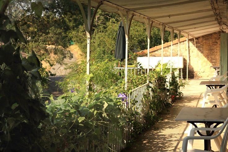Le balcon du Mas Cauvy