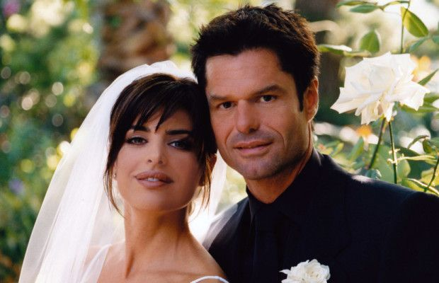"Lisa Rinna on Her Marriage to Harry Hamlin: ""We're Blessed"""