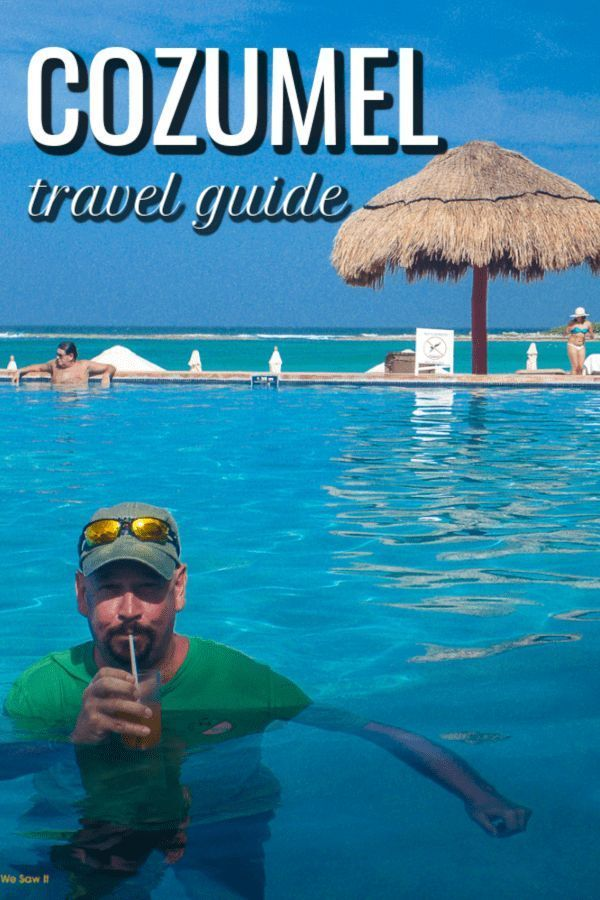 Best Things To Do In Cozumel Mexico Cozumel Mexico Cruise
