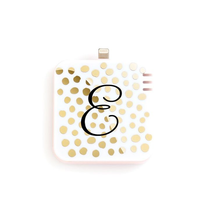 ban.do Petite Party Dots back me up mobile battery charger
