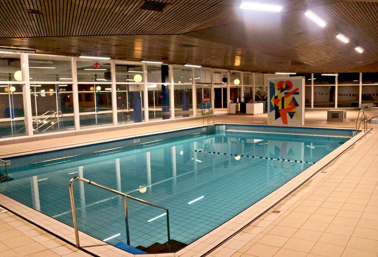 instructiebad voor leszwemmen Zwembad Haren