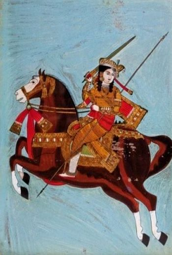 RAZIA SULTANA was the Sultan of Delhi from 10 November 1236 – 14 October 1240. She was famously the only female ever to rule the Delhi Sultanate.