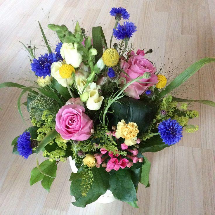 Blumenstrauß Geburtstag loveit