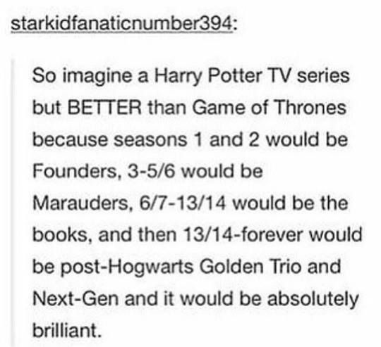 I wouldnt even miss a single episode and maybe watch all the episodes so badly that i will remember every dialogues