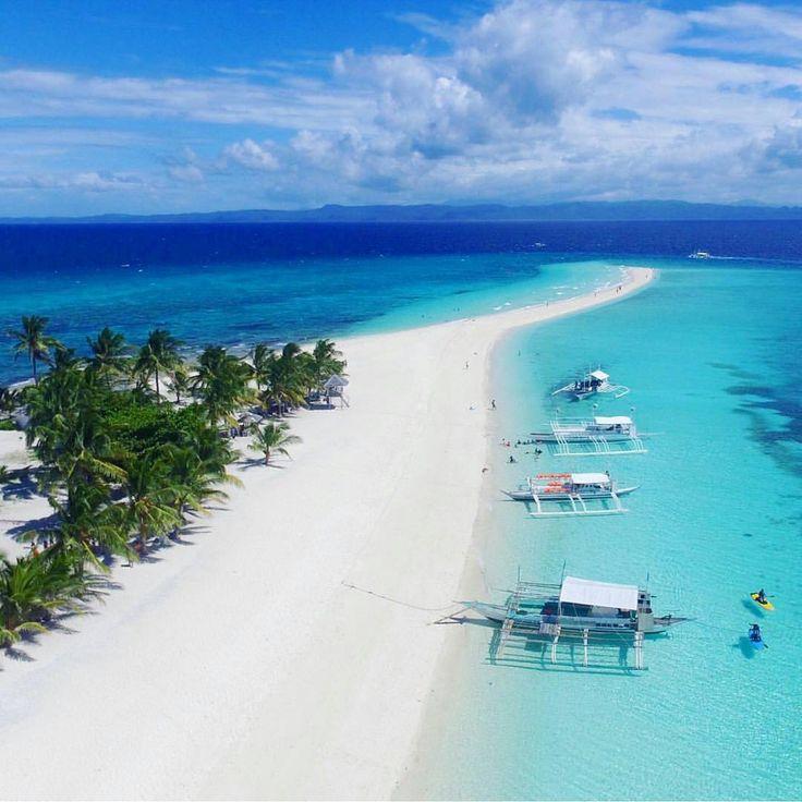 """Kalanggaman Island, Leyte ---Photo by @toddumpa--- #leyte #philippines"""
