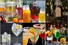 Рецепты алкогольных напитков