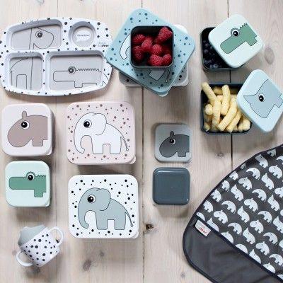Lunch box Elphee rose par Done by Deer