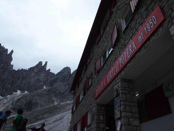 Rif.Berti al Popera, Valgrande, Padola (Bl)