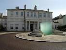 Seaham Hall - even with the daft new fountain