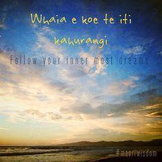 whaia te iti kahurangi - Google Search
