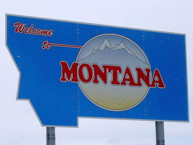 Welcome to Montana