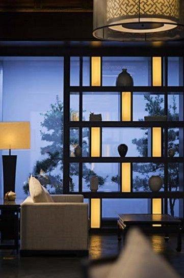 梁志天最新酒店设计首发——黄山雨润涵月楼酒店【设计联·680期】#AnHui安徽#hotel