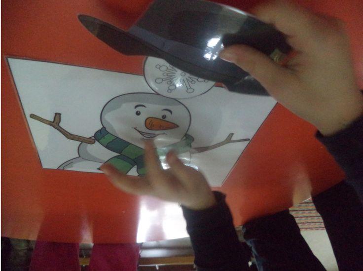 ...Το Νηπιαγωγείο μ' αρέσει πιο πολύ.: Χειμωνιάτικα παιχνίδια