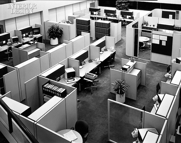 By 1978, Herman Miller's spaces had picked up speed.
