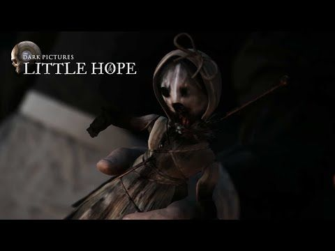 The Dark Pictures Anthology From Man Of Medan To Little Hope Youtube In 2020 Dark Pictures Tv Commercials New Nightmare