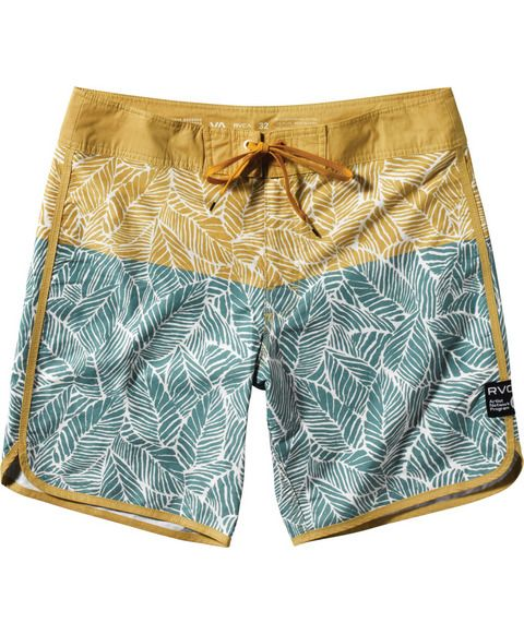 Valizadeh Leaves Boardshorts | RVCA
