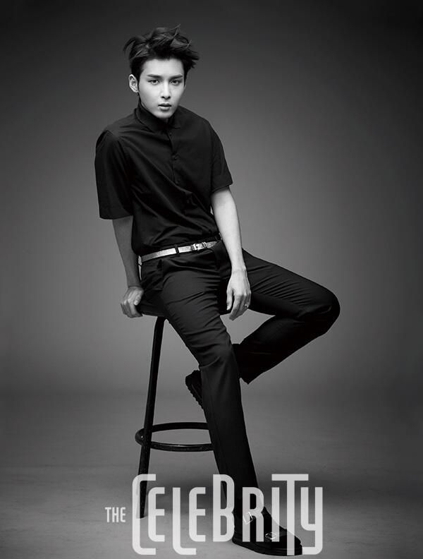Ryeo Wook - The Celebrity Magazine June Issue '14