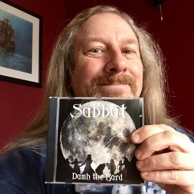 Damh the Bard and his new album, Sabbat