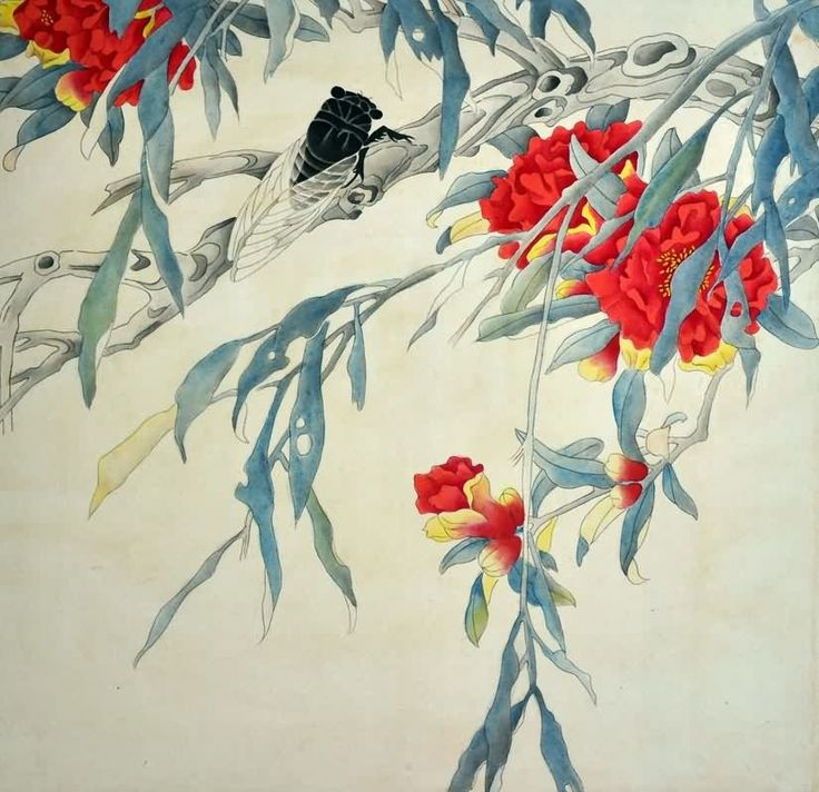 Fourre-tout Escamotables - Peinture Chinoise Par Vida Vida FfCo1iM
