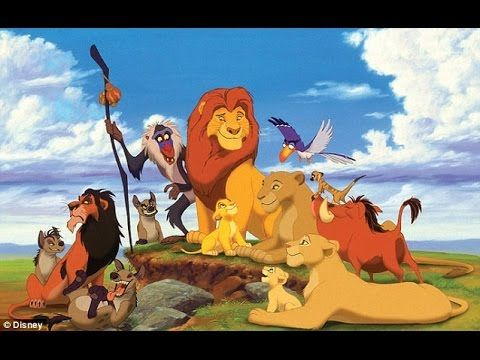 Animated Movies 2015 Full Movies English - The Lion King - Animation Mov...