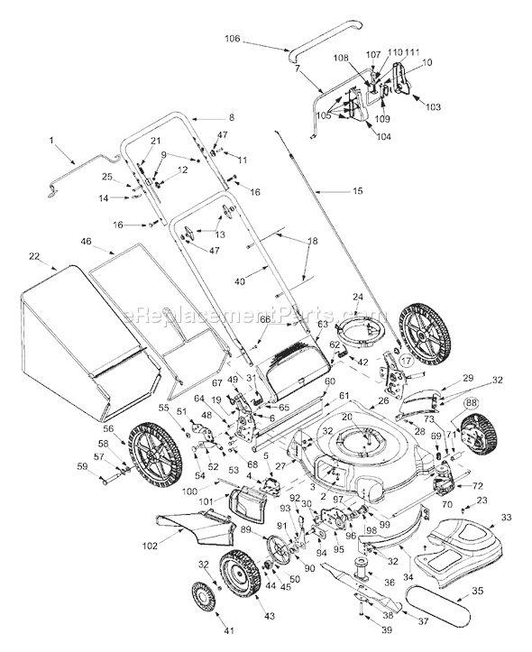Summary Shopsmith Mark V Headstock Saw Exploded Parts Diagram