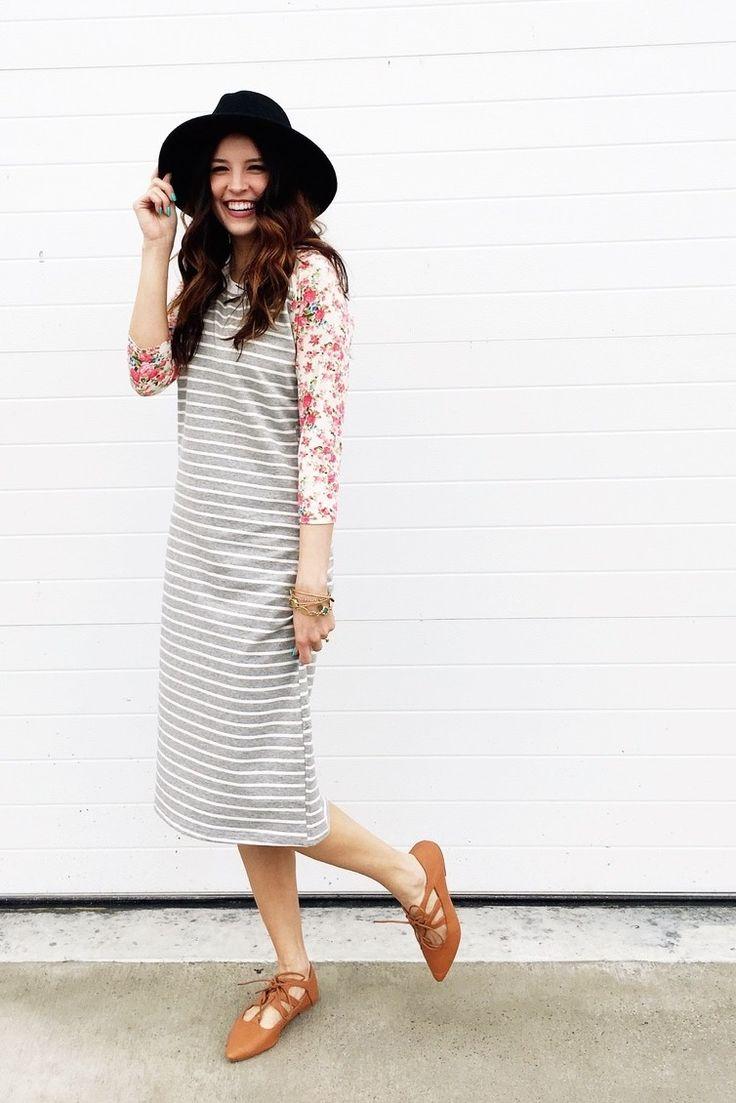 Floral sleeves | ROOLEE