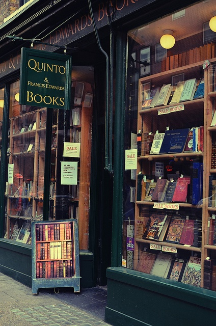 Quinto Books for Dickens and More