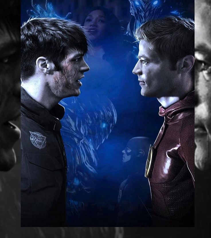 What did you guys think about the new Flash episode and Savitar reveal?! #comicsandcoffee By @spider.monkey23