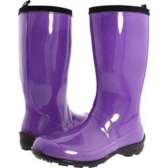for in the rain` Purple