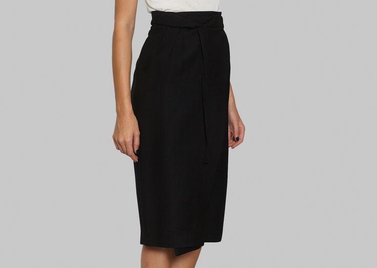 Broadcloth Skirt - Cacharel