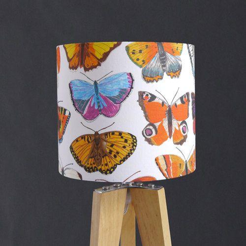 Butterflies lampshade