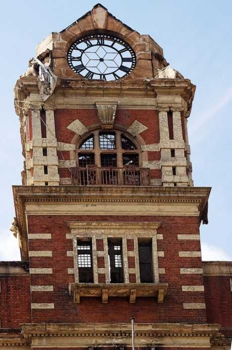 Old Rissik Street Post Office – Johannesburg, South Africa