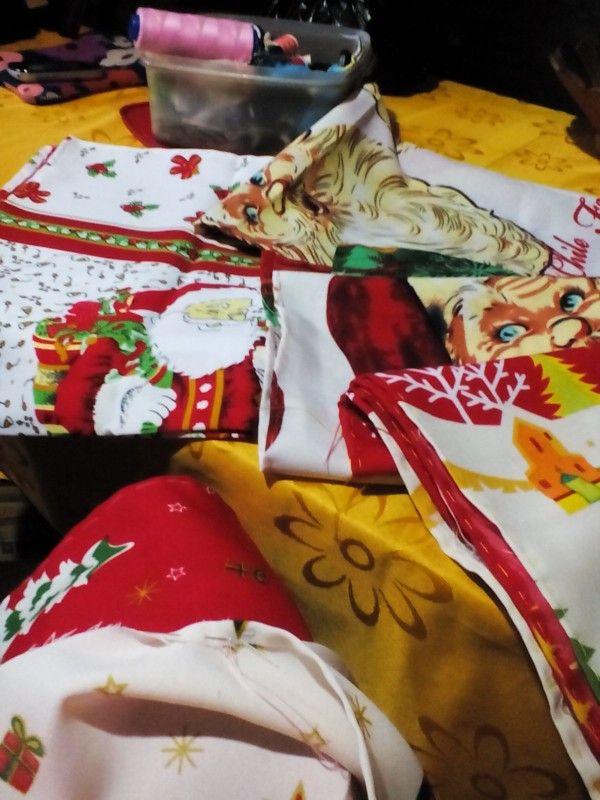 Costuras navideñas!!