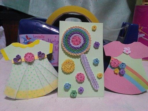 Kartu ucapan #kartuucapan #handmade #card