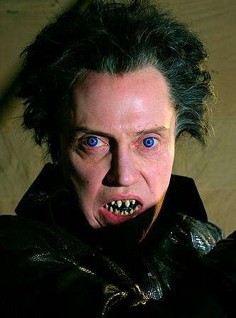 "Sleepy Hollow - Christopher Walken As The Headless Horseman - the extent of his lines in the movie = ""Arrrgh....Arrrgh!!!!"""