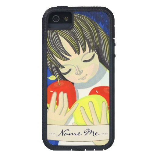Ikeda Shuzo Apple Song cute little kawaii girl art iPhone 5 Cases #iphone #iphone5 #cases #covers #girl #kawaii #art #little