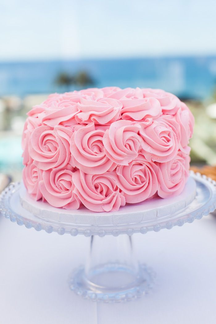 Pink Rosette Cake Images : 17 Best images about Smash Cake on Pinterest 1st ...