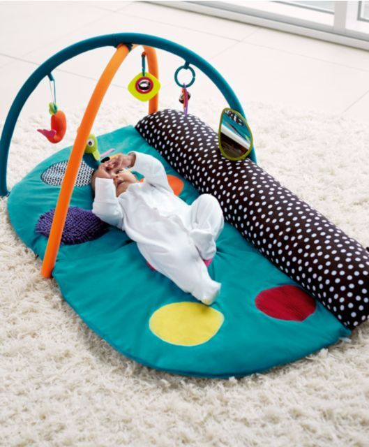 Babyplay - 4 in 1 Tummy Time Play & Explore