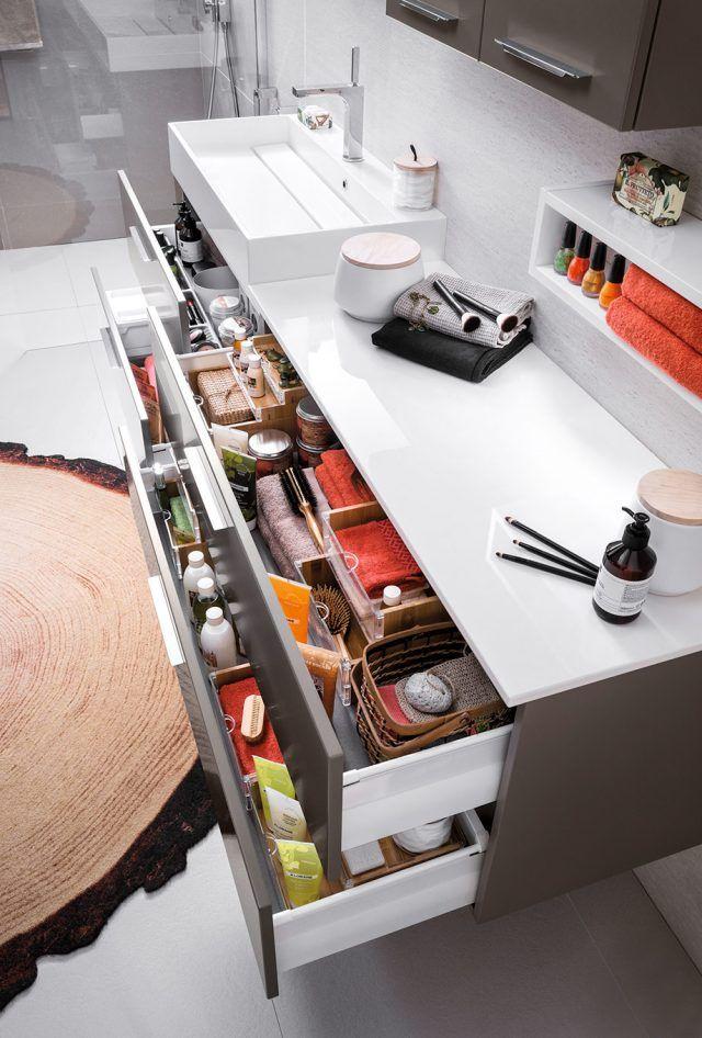 commode tiroir salle de bain rangement pratique Déco - A lire sur