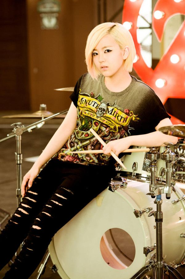 Son Youkyung of AOA