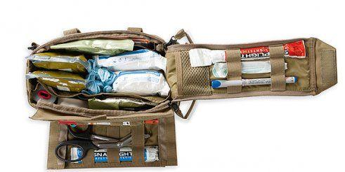 Lékárna TASMANIAN TIGER - SMALL MEDIC PACK - Coyote | KERBEROS TACTICAL - armyshop, taktické vybavení, lovecké potřeby, záchranáři, vybavení pro policii a armádu, military hobby a outdoor