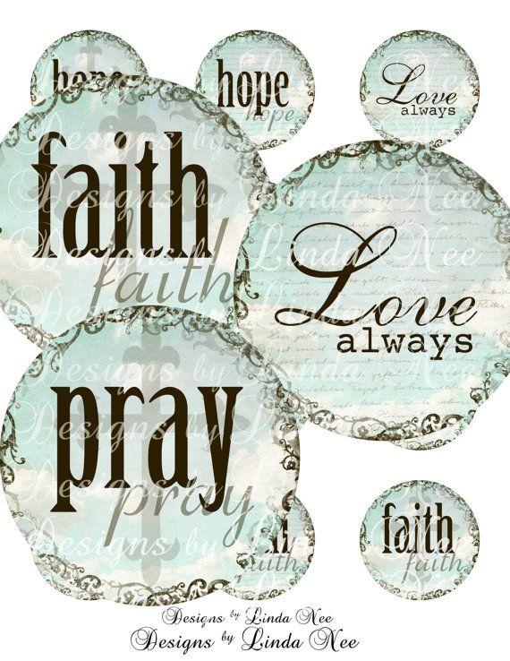 Love Always ~ Faith ~ Hope ~ Grace ~ Dream ~ Seek ~ Blessings ~ Christian Bottlecap Images ~ Christian Bottle Cap Images  I love custom! If you