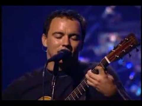 Dave Matthews Band - Crash Into Me ...sweet like candy to my soul, sweet you rock and sweet you roll... lost for you, I'm so lost for you
